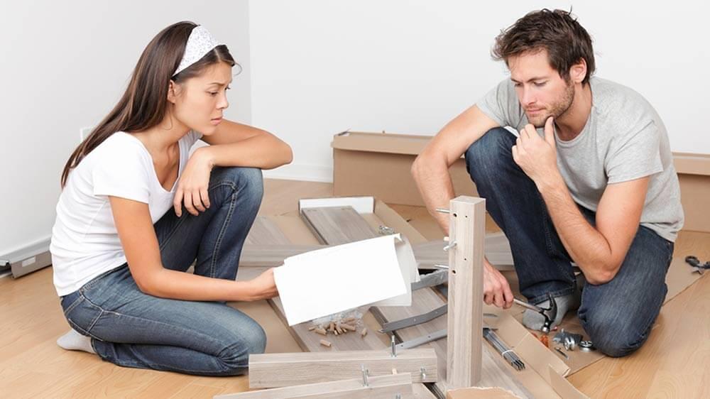 Costo Montaggio mobili Ikea addio ad ogni problema