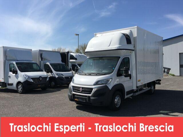 flotta furgoni Traslochi urgenti a Brescia